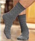 Set van 4 paar sokken preview2