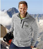 Molton-Sweatshirt Rocky Mountains preview1
