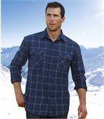 Flanelová košeľa Forest preview1