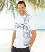 Set van 2 Maori Tatoo T-shirts preview2