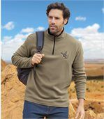 2er-Pack Pullover Eagle State aus Microfleece  preview3