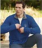 2er-Pack Poloshirts aus Microfleece preview2
