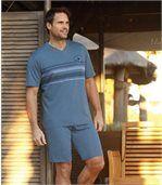Krátke pyžamo Summer Confort preview1