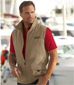 Gilet Sans Manches Microfibre TransMed preview1