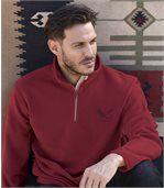 Zestaw 3 swetrów z mikropolaru Eagle preview4