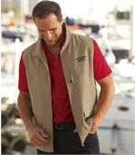 Gilet Sans Manches Microfibre TransMed preview3