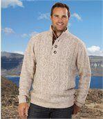 Pletený svetr preview2