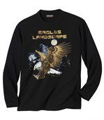 T-Shirt Eagles Landscape preview2