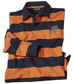Men's Striped Polo Shirt preview2