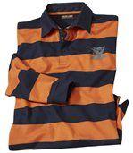 Men's Striped Polo Shirt preview2