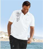 2er-Pack Poloshirts im Piloten-Look preview2