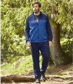 Men's Winter Brushed Fleece Tracksuit