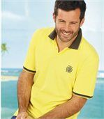2er-Pack Polo-Shirts Sport Chic preview2