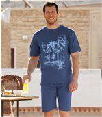 Krátke pyžamo Coconuts preview1