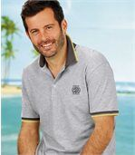 2er-Pack Polo-Shirts Sport Chic preview3