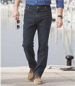 Lot de 2 Jeans Bleu et Noir preview2