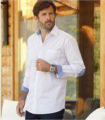 Bílá popelínová košile White Mountain preview2