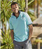 Sada 2polo triček Robinsonův ostrov zbavlněného piké preview3
