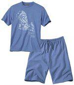 Pyjashort IIndian State preview2