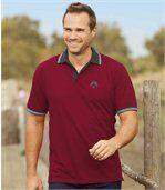 Sada 2 polo triček Sport Chic z piké pleteniny preview2