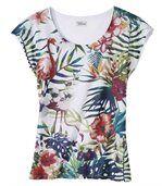 Tričko tropických barev preview2