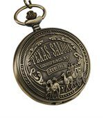 Texas Saloon Pocket Watch preview2