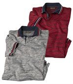 2er-Pack Poloshirts preview1
