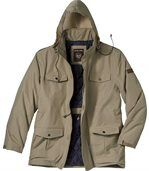 Parka Multipoche West Legend