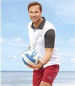 2er-Pack Poloshirts Sport Beach preview3