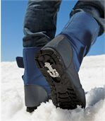 Rutschfeste, gefütterte Snow-Boots preview2
