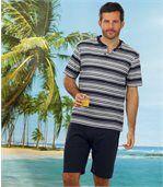 Pohodlné letné pyžamo preview1