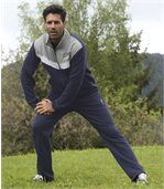 Jogging-Anzug Outdoor aus Molton preview2