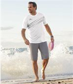 2er-Pack Bermudas Tropical Surf preview3