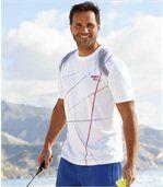 Set van 3 Sport Tech T-shirts preview3