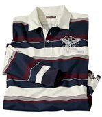 Poloshirt Eagle Park im Rugby-Stil