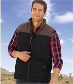 Prešívaná vesta Divoký západ preview2