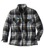 Hemdjacke Cordoba aus Fleece