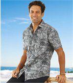 Het popeline overhemd 'Malibu' preview1