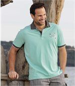 2er-Pack Poloshirts Long Beach  preview2