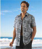 Het popeline overhemd 'Malibu' preview2