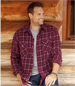 Men's Lumberjack Shirt - Flannel preview1