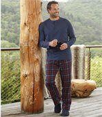 Bavlnené pyžamo preview1