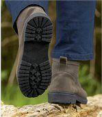 Schoenen met halfhoge schacht