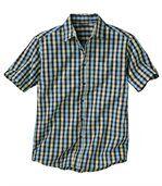 Letní kostkovaná košile preview2