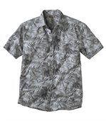 Het popeline overhemd 'Malibu' preview3