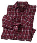 Flanelová košile ve stylu kanadských dřevorubců preview2