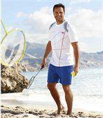 Set van 2 Nautic Ocean shorts