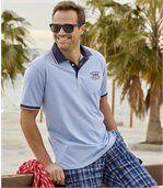 2er-Pack Poloshirts Yachting Race