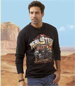 2er-Pack Longsleeves Route 66 preview3
