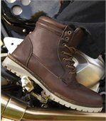 Stiefel mit Profilsohle preview2